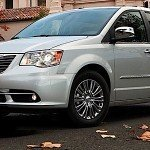 Fiat Chrysler CUV Town Country Windsor manufacturing Canada EDIWeekly
