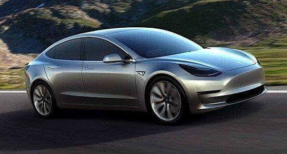 Tesla Model3 Musk Nissan Chevrolet electric car EDIWeekly