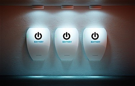 Battery Tesla lithium ion energy storage Panasonic Mercedes Benz Daimler EDIWeekly