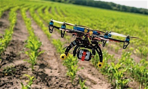 PwC drone technology crops labour cost replacement industry medicine infrastructure EDIWeekly