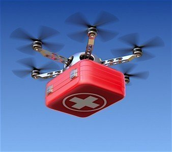 PwC drone technology labour cost replacement industry medicine infrastructure EDIWeekly