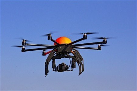 PwC drone technology opticopter labour cost replacement industry medicine infrastructure EDIWeekly