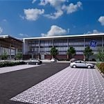 GE Welland rendering Brilliant Factory Wynne manufacturing transportation engineering Export Development Canada EDIWeekly