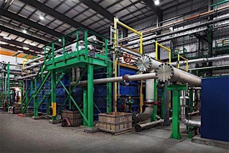 GE wastewater ZeewWater recycle refinery Regina Saskatechewan membrane filtration holding ponds EDIWeekly