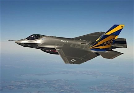 F 35 Lockheed Martin US Navy Magellan Aerospace FAE Systems EDIWeekly