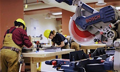 women building future Canada construction BuildForce EDIWeekly
