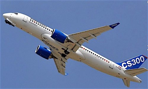 Bombardier CSeries Aerospace Canada Avro Arrow Floyd AIAC innovation EDIWeekly
