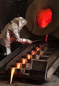 Agnico Eagle gold pour mining Nunavut Canada EDIWeekly