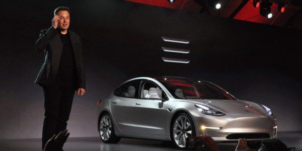 Elon Musk and Model E