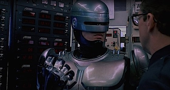 Fictional robocop