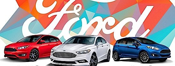 Ford S Car Lineup 2017