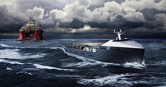 Engineered Design Insider Ghost cargo shilpOil Gas Automotive Aerospace Industry Magazine