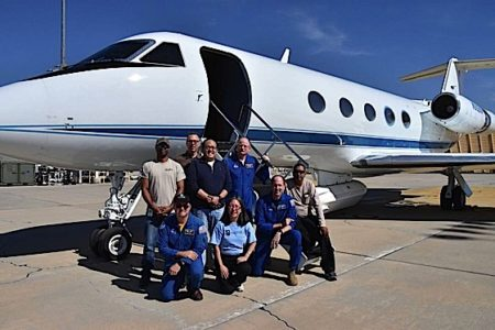 Engineered Design Insider Nasa climate change crews use planes such as this oneOil Gas Automotive Aerospace Industry Magazine