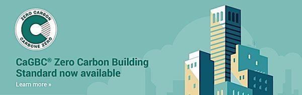 Engineered Design Insider Zero Carbon Building Standard Canada Greeen Oil Gas Automotive Aerospace Industry Magazine