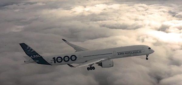 Engineered Design Insider Airbus A350 1000 flyingOil Gas Automotive Aerospace Industry Magazine