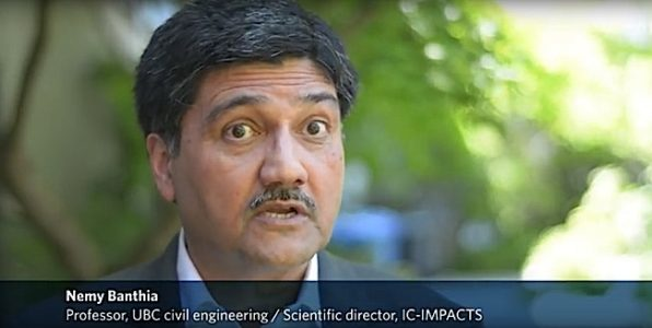 Engineered Design Insider Nemy Banthia UBC Civil Engineering ProfessorOil Gas Automotive Aerospace Industry Magazine