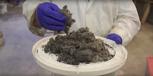 Engineered Design Insider Recycled tire fibre after processOil Gas Automotive Aerospace Industry Magazine