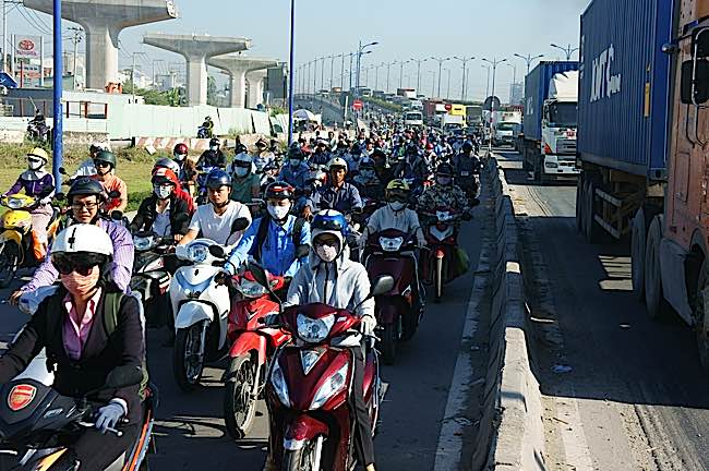 Engineered Design Insider Road infrastructure needed Asia VietnamOil Gas Automotive Aerospace Industry Magazine