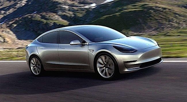 Engineered Design Insider Tesla Model 3Oil Gas Automotive Aerospace Industry Magazine