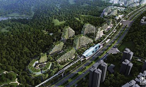 Engineered Design Insider forest city Image Credit Stefano Boeri ArchitettiOil Gas Automotive Aerospace Industry Magazine 1