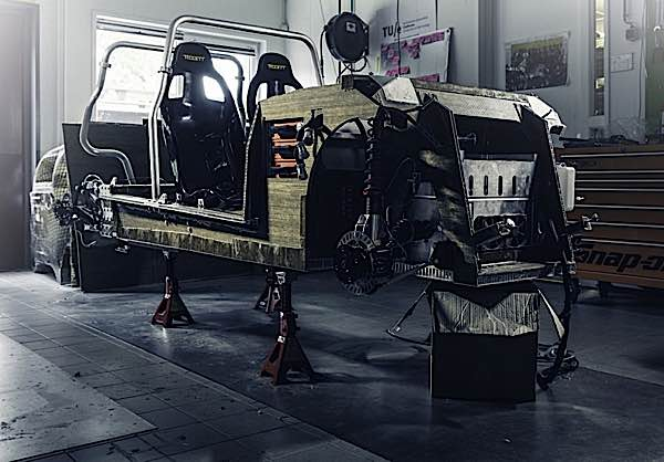 Buddha Weekly Ecomotive Lina Biodegradable Car 6 889x619 Buddhism