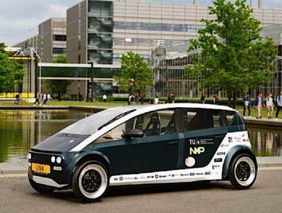 Buddha Weekly LINA Biobased car design PLA honeycomb EconCore car Buddhism