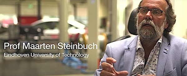 Buddha Weekly Professor Maarten Steinbuch Endhoven University of Technology Buddhism
