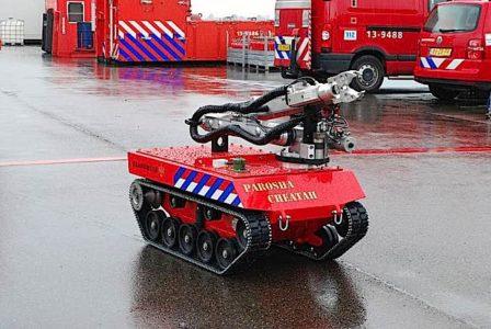 Engineered Design Insider Robot Firefighter saves livesOil Gas Automotive Aerospace Industry Magazine