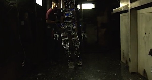 Engineered Design Insider SAFFir Naval Autonomous robot firefighter for dangerous situations with engineerOil Gas Automotive Aerospace Industry Magazine