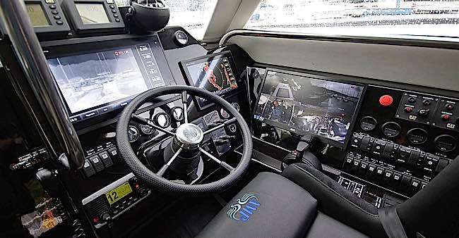 Engineered Design Insider Thunder Cats pilot monitors everything with three large colour monitorsOil Gas Automotive Aerospace Industry Magazine