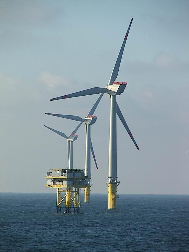 Engineered Design Insider Alpha Ventus WindmillsOil Gas Automotive Aerospace Industry Magazine