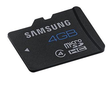 Engineered Design Insider Samsung Micro 4 gig cardOil Gas Automotive Aerospace Industry Magazine