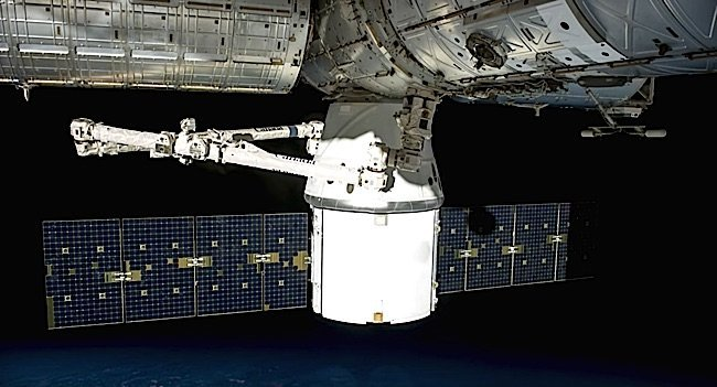 Engineered Design Insider Automated docking with Canada Space Arm Space XOil Gas Automotive Aerospace Industry Magazine