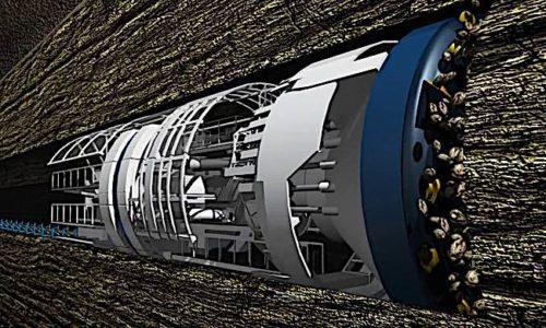 Engineered Design Insider Boring machine concept for Elon Musks hypeloopOil Gas Automotive Aerospace Industry Magazine