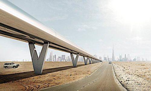 Engineered Design Insider Elon Musk Above g4ound hyperloopOil Gas Automotive Aerospace Industry Magazine