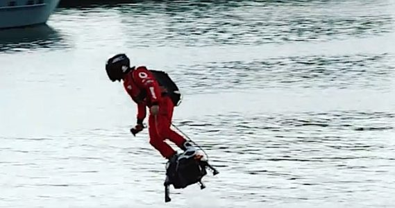 Engineered Design Insider Free flight with Zappa Racing Flyboard AirOil Gas Automotive Aerospace Industry Magazine