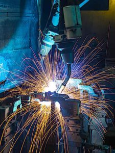 Engineered Design Insider Automotive parts robot weldingOil Gas Automotive Aerospace Industry Magazine