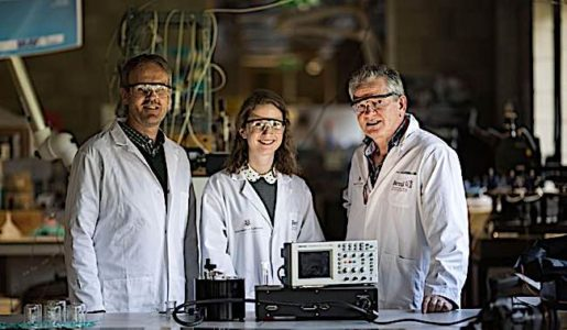 Engineered Design Insider Bernal Institute Researchers harvest electricity from tearsOil Gas Automotive Aerospace Industry Magazine