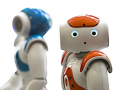 Engineered Design Insider Robots are cute toys as wellOil Gas Automotive Aerospace Industry Magazine