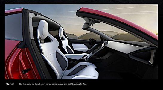 Engineered Design Insider Tesla roadster interior is very sportyOil Gas Automotive Aerospace Industry Magazine