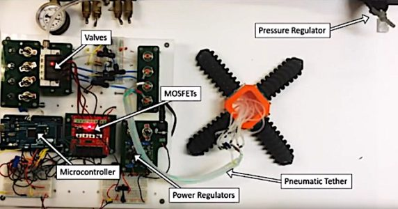 Engineered Design Insider The components of the 3D printed walking robotOil Gas Automotive Aerospace Industry Magazine