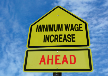 Minimum Wage goes up January 2018 in Ontario