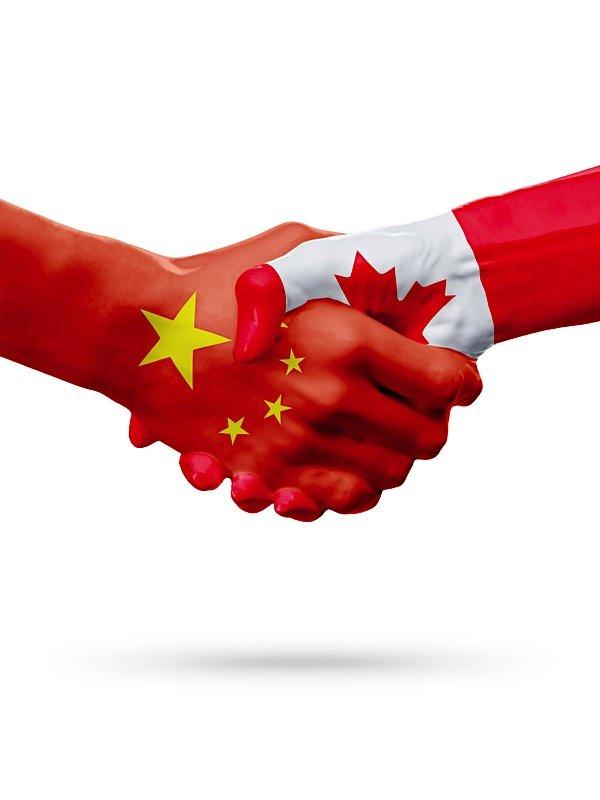 china canada trade 2