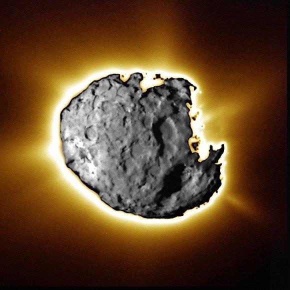 comet samples 560
