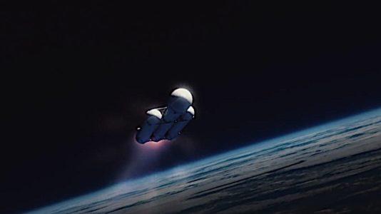 Engineered Design Insider Falcon Heavy in orbit SpaceXOil Gas Automotive Aerospace Industry Magazine