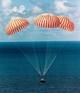 Engineered Design Insider Lunar Apollo 14 splashdownOil Gas Automotive Aerospace Industry Magazine