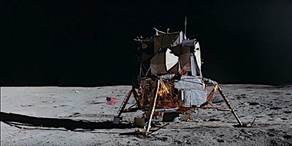 Engineered Design Insider Lunar landing module Apollo 14Oil Gas Automotive Aerospace Industry Magazine