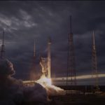 SpaceX-1 Launches Falcon 9