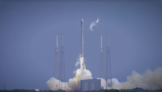 SpaceX 4 560