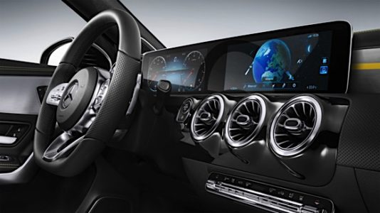 mercedes to replace aging comand infotainment system new one debuts at ces 2018 122217 1 560